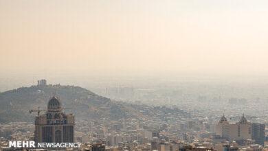 تصویر آلودگی هوا باعث افزایش ریسک بیماری کرونا میشود