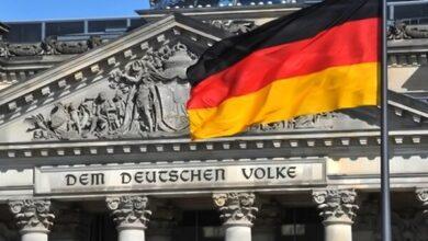 تصویر اقتصاد آلمان ۵ درصد در سال ۲۰۲۰ آب رفت