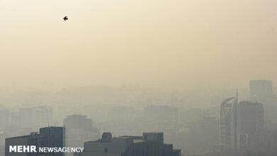 تصویر برای رفع آلودگی هوا از محققان کمک نمی گیرند