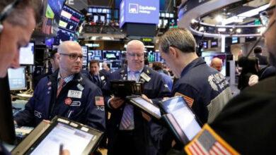 تصویر رشد سهام آمریکا علیرغم پاندمی / جهش ۴۳ درصدی نزدک