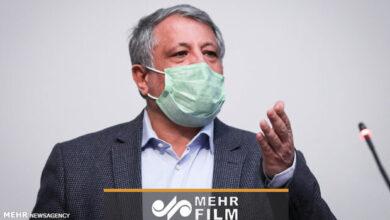 تصویر مقصر اصلی آلودگی هوای تهران کروناست