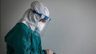 تصویر ۱۲۱ بیمار کرونایی در خراسان شمالی بستری هستند/ فوت یک نفر دیگر