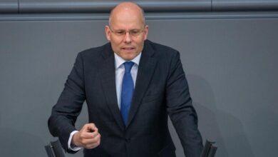 تصویر آلمان خواستار همکاری اروپا و آمریکا برای فشار بر چین شد