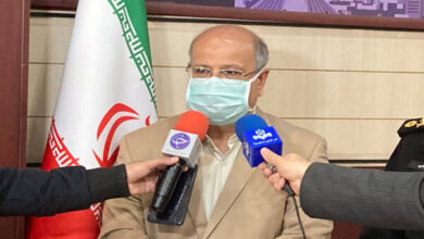 تصویر افزایش آمار مبتلایان کرونا در استان تهران طی ۲۴ ساعت اخیر