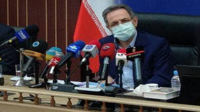 تصویر انتقاد استاندار تهران از بی توجهی به کرونا در جشنواره فیلم فجر