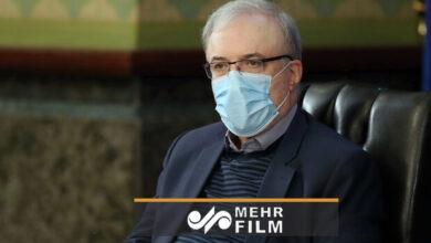 تصویر انتقاد تند وزیر بهداشت از مسئولان بخاطر عدم هماهنگی