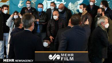 تصویر انتقاد مجری تلویزیون از برگزاری جشنواره فیلم فجر