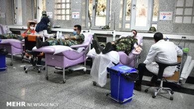 تصویر بستری ۱۸ بیمار جدید حاد تنفسی در بیمارستانهای منطقه کاشان