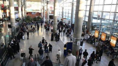 تصویر بین ۲ تا ۳ هفته پروازهای خارجی به تهران متوقف شود