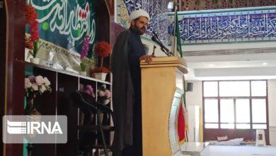 تصویر خطیب جمعه خرمشهر از حضور مردم در راهپیمایی خودرویی ۲۲ بهمن قدردانی کرد