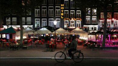 تصویر رای دادگاه هلند علیه مقررات ممنوعیت رفتوآمد شبانه