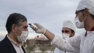 تصویر شبکه بهداشت و درمان آستارا از شناسایی ۱۰۸ بیمار کرونا خبر داد