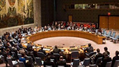 تصویر شورای امنیت درباره میانمار تشکیل جلسه می دهد