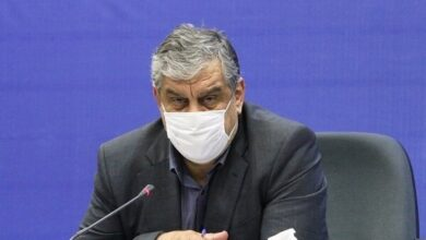 تصویر ظرفیت بیمارستان طالقانی ارومیه پرشد/خیز کرونا در آذربایجان غربی