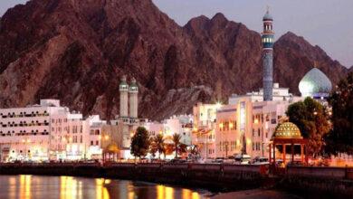 تصویر عمان ورود مسافر از ۱۰ کشور را تعلیق کرد
