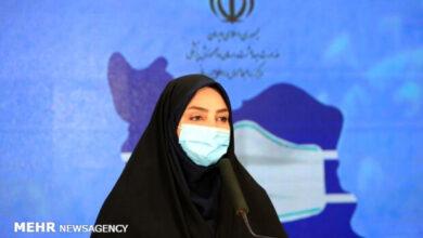 تصویر کرونا در سالگرد ورودش به ایران ۸۰ قربانی دیگر گرفت