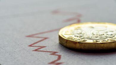 تصویر کرونا، اقتصاد انگلیس را به پایینترین حد در ۳۰۰ سال گذشته رساند