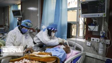تصویر ۱۳۵ بیمار کرونایی در آیسییو مراکز درمانی آذربایجانغربی بستری هستند