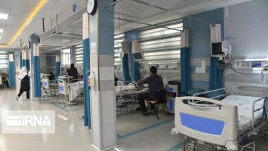 تصویر ۷۰درصد تختهای بیمارستانی نیروهای مسلح برای درمان کروناییها اختصاص یافت