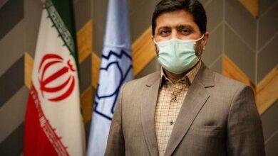 تصویر بستری ۲۰۶ بیمار کرونایی در بیمارستان های خراسان جنوبی