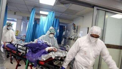تصویر بستری ۳۲۸ مبتلای جدید به کرونا در فارس/کم توجه ای به واکسیناسیون