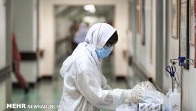 تصویر تعداد بیماران بستری کرونایی گلستان به زیر ۵۰۰ نفر رسید
