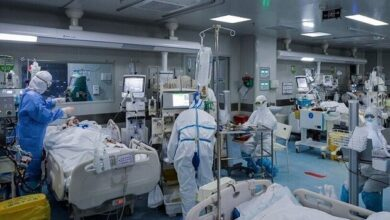 تصویر شناسایی ۳۶۱ بیمار جدید کرونایی در لرستان/ ۶ نفر فوت کردند
