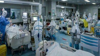 تصویر ۵ لرستانی به علت کرونا جانشان را از دست دادند/۹۵۰ نفر بستری هستند
