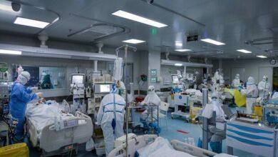 تصویر ۷۰۰ بیمار مبتلا به کرونا در خراسان شمالی بستری هستند